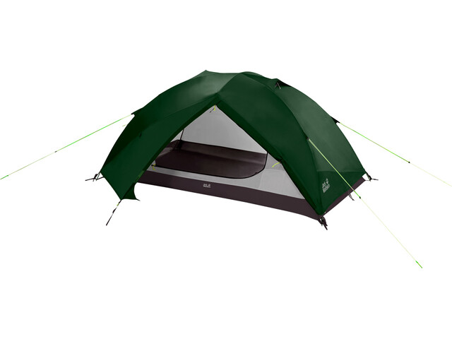 Jack Wolfskin Skyrocket II Dome Tente, mountain green
